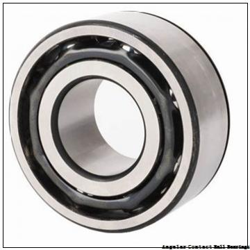0.787 Inch | 20 Millimeter x 1.85 Inch | 47 Millimeter x 0.811 Inch | 20.6 Millimeter  EBC 5204 2RS  Angular Contact Ball Bearings