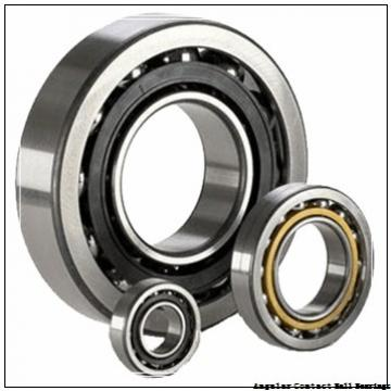 0.669 Inch | 17 Millimeter x 1.575 Inch | 40 Millimeter x 0.689 Inch | 17.5 Millimeter  RIT BEARING 5203 2RS  Angular Contact Ball Bearings