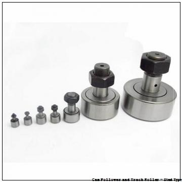 MCGILL CCFH 5/8 SB  Cam Follower and Track Roller - Stud Type