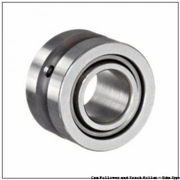 15 mm x 42 mm x 19 mm  SKF NUTR 1542 X  Cam Follower and Track Roller - Yoke Type